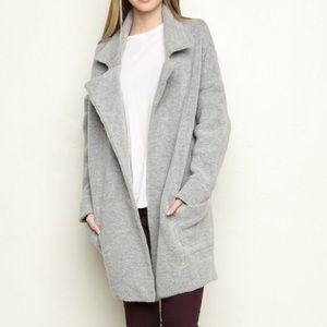 Brandy Melville Grey Coat